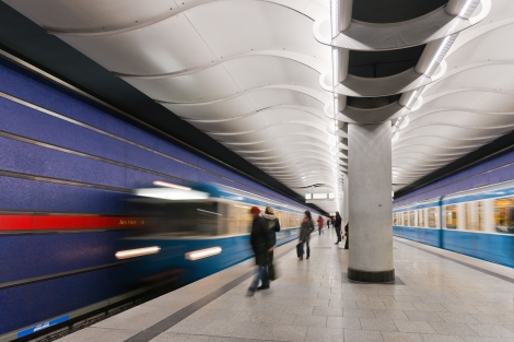 Subway Station in Munich